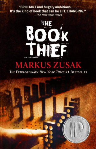 book thief-its sooo cool narrated death